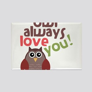 Always Love You Rectangle Magnet