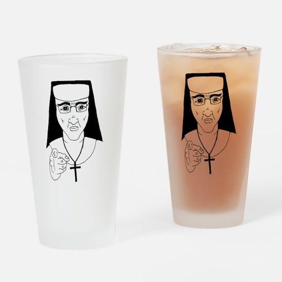 Capable of Doing Better Drinking Glass