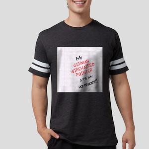 germanwirehairedhome Mens Football Shirt