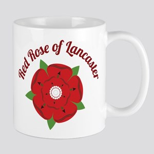 Rose Of Lancaster Mug