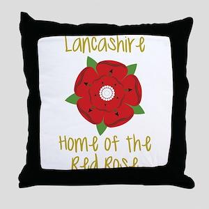 Lancashire Throw Pillow