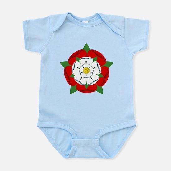 Heraldic Rose Infant Bodysuit