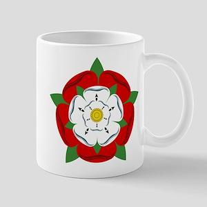 Heraldic Rose Mug