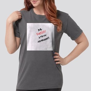 greaterswisshome Womens Comfort Colors Shirt
