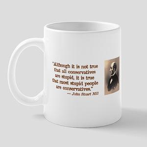 Stupid Conservatives Mug