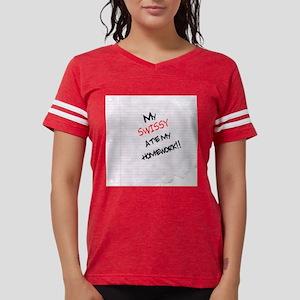 greaterswisshome Womens Football Shirt