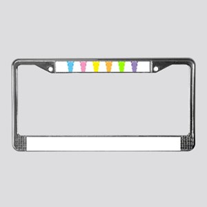 Gummi Bears License Plate Frame