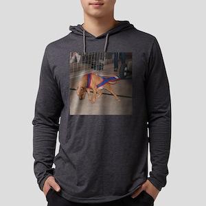 xanny2 Mens Hooded Shirt