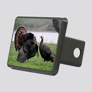 The Meeting Rectangular Hitch Cover