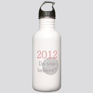 2012 Do you believe? Stainless Water Bottle 1.0L