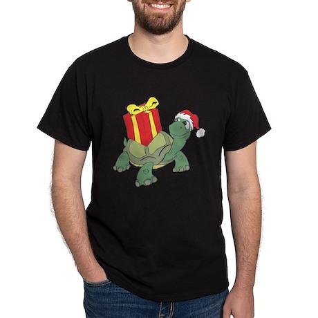 Turtle Gift Dark T-Shirt