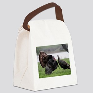 The Meeting Canvas Lunch Bag