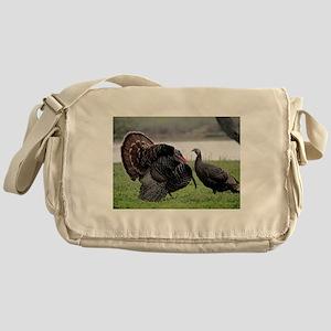 The Meeting Messenger Bag