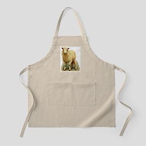 Sheep Light Apron