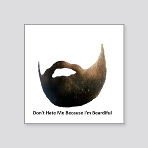 Beardiful Sticker