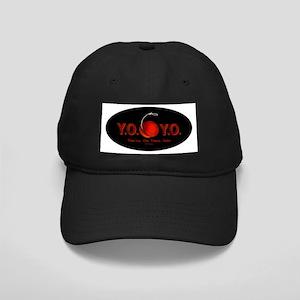 Red Y.O.Y.O. Black Cap