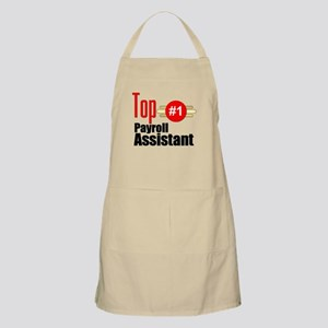 Top Payroll Assistant Apron
