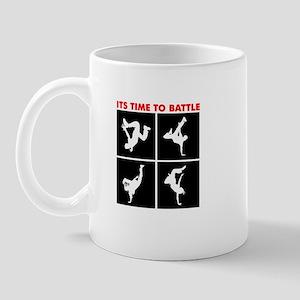 Breakdance Battle Mug