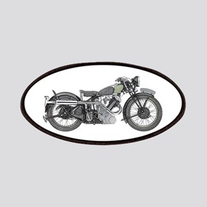 1935 Motorcycle Patches