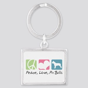 peacedogs Landscape Keychain