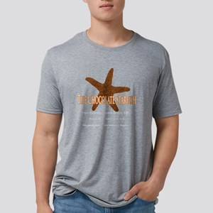 starfish_dark3 Mens Tri-blend T-Shirt
