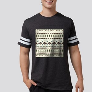 Native American Indian boho et Mens Football Shirt