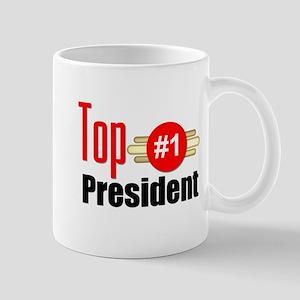 Top President Mug