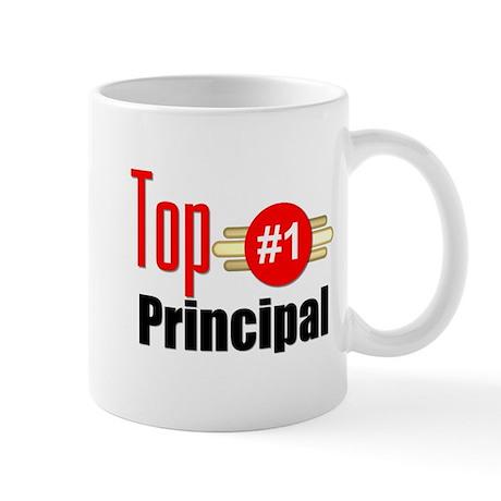 Top Principal Mug