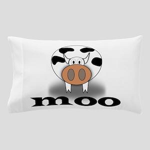 Moo Pillow Case