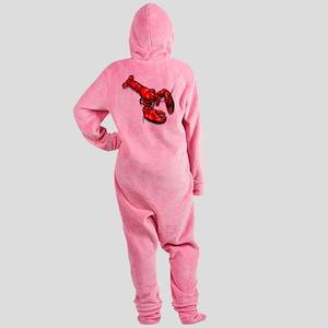 AN00565_ Footed Pajamas