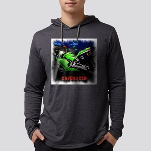 Greeeny copy Mens Hooded Shirt