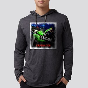 Greeeny 2copy Mens Hooded Shirt