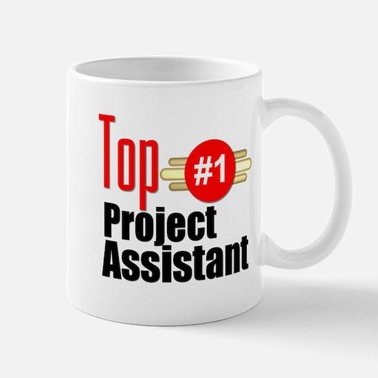 Top Project Assistant Mug