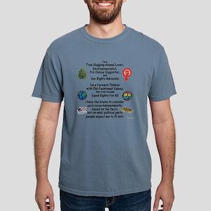 independent_thinker_2d_t Mens Comfort Colors Shirt