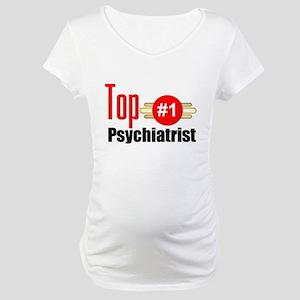 Top Psychiatrist Maternity T-Shirt