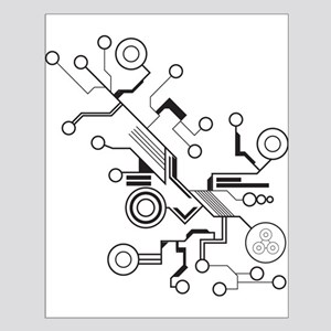 Circuit Small Poster