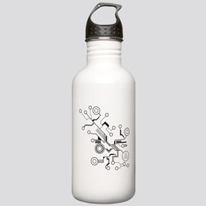 Circuit Stainless Water Bottle 1.0L