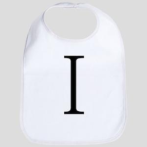Greek Alphabet Iota Bib