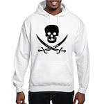 Pirate Fencer Hooded Sweatshirt