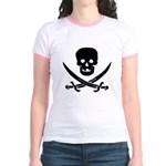 Pirate Fencer Jr. Ringer T-Shirt