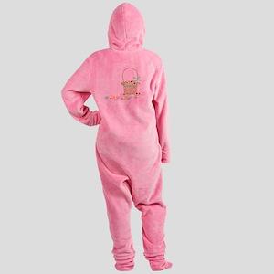 j0433212 Footed Pajamas