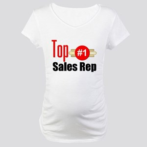 Top Sales Rep Maternity T-Shirt
