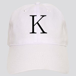 Greek Character Kappa Cap