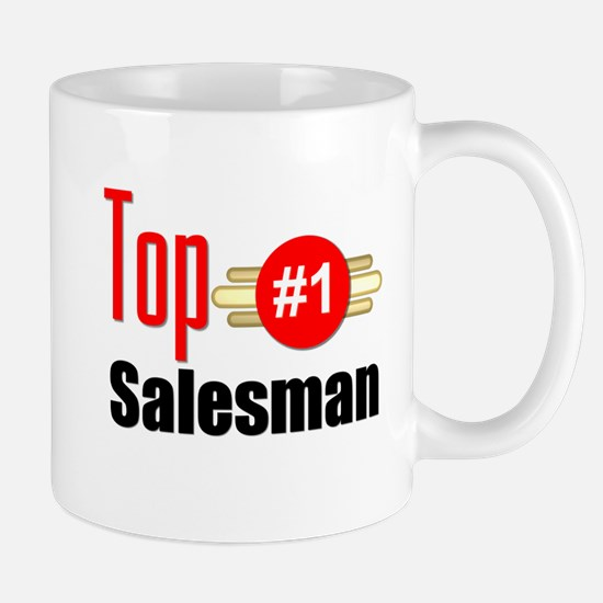 Top Salesman Mug