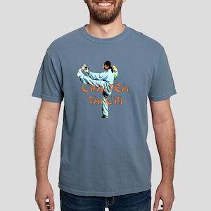 Tai Chi 5 copy Mens Comfort Colors Shirt