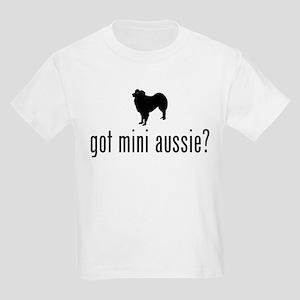 Miniature Australian Shepherd Kids T-Shirt