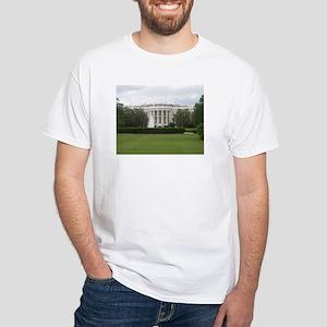 The White House White T-Shirt