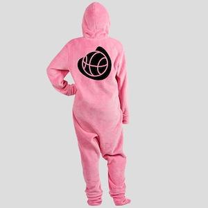 j0325764_BLACK Footed Pajamas