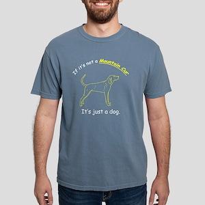 notadog_mountaincurwh.pn Mens Comfort Colors Shirt