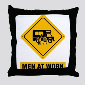 RV Throw Pillow